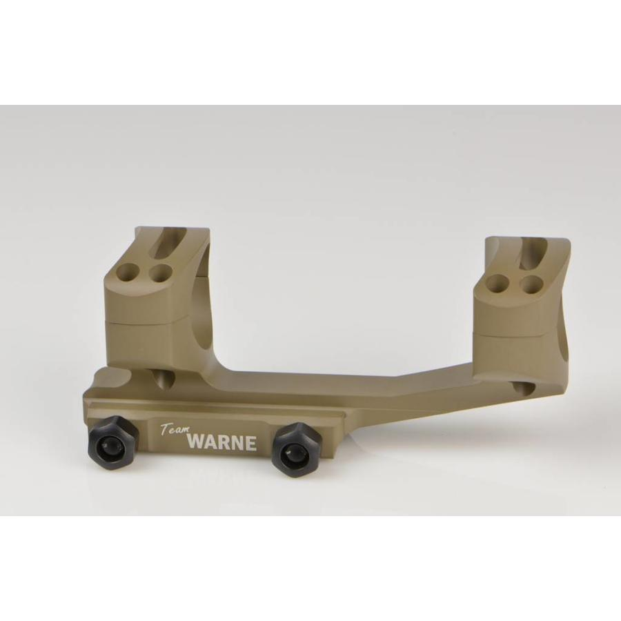 Warn Scope Mounts 30mm MSR Gen 2 XSKEL Extended Scope Mount