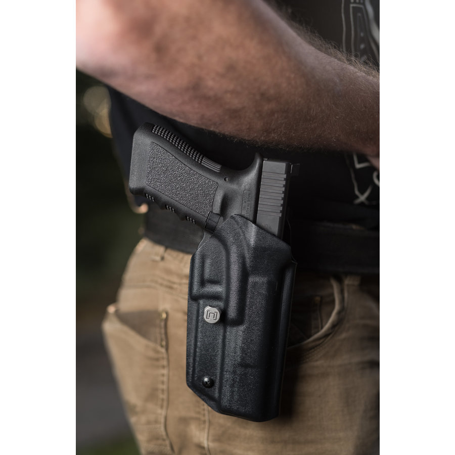 Pistol Coffin 3 Gun Holster