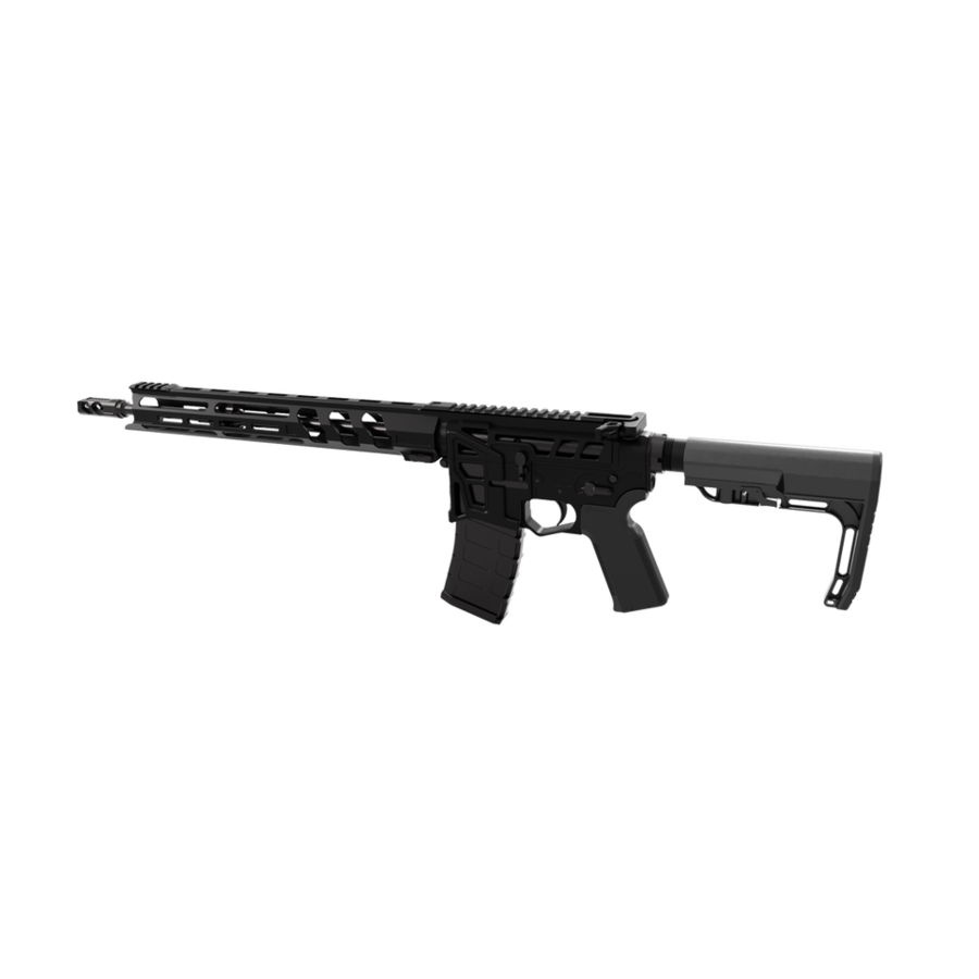 Lead Star Arms Barrage Skeletonized LSA-15 Rifle