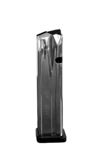 MBX Extreme Glock Steel 140mm Magazine 9mm