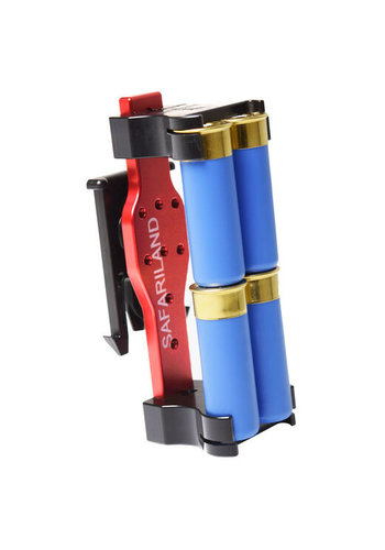 Safariland Model 086 Double-4 Shotgun Shell Holder