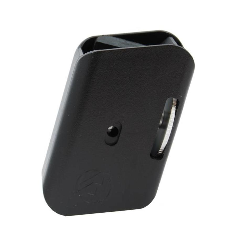 Double Alpha Race Magazine Pouch-Black