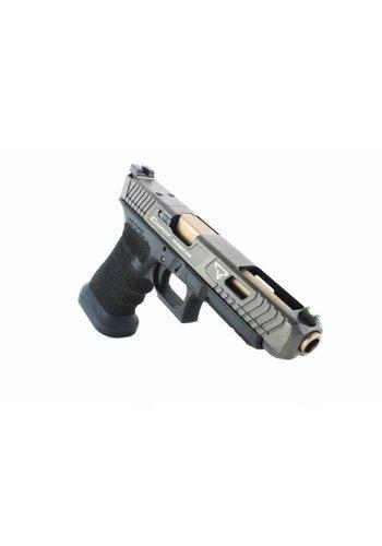 Taran Tactical Glock Aluminum Magwell Black