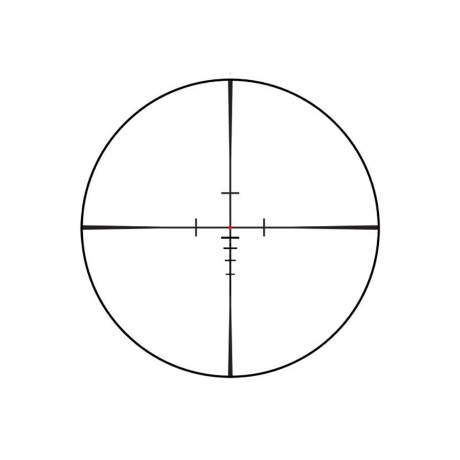 Steiner Optics PX4i 1x4x24mm Tactical Riflescope