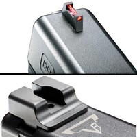 Taran Tactical Glock Ultimate Fiber Optic Sight Kit