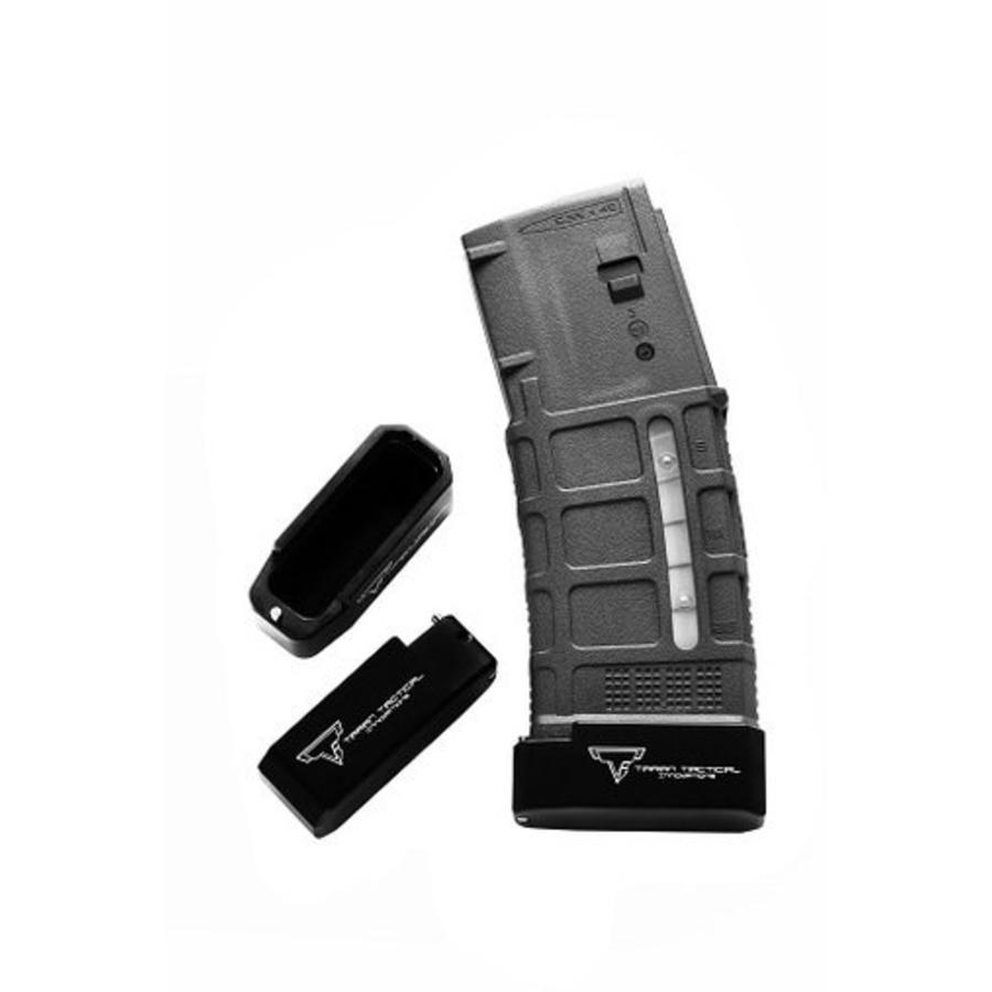 Taran Tactical PMAG Base Pad- Black