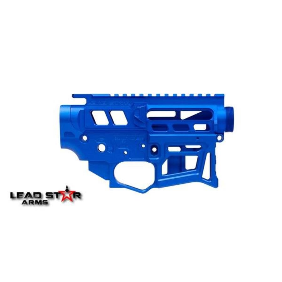 Lead Star Arms LSA-15 Skeletonized Reciever Set