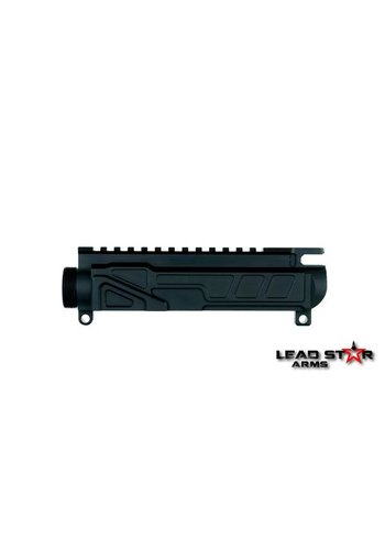 Lead Star Arms Non-Skeletonized AR-15 Upper- Black