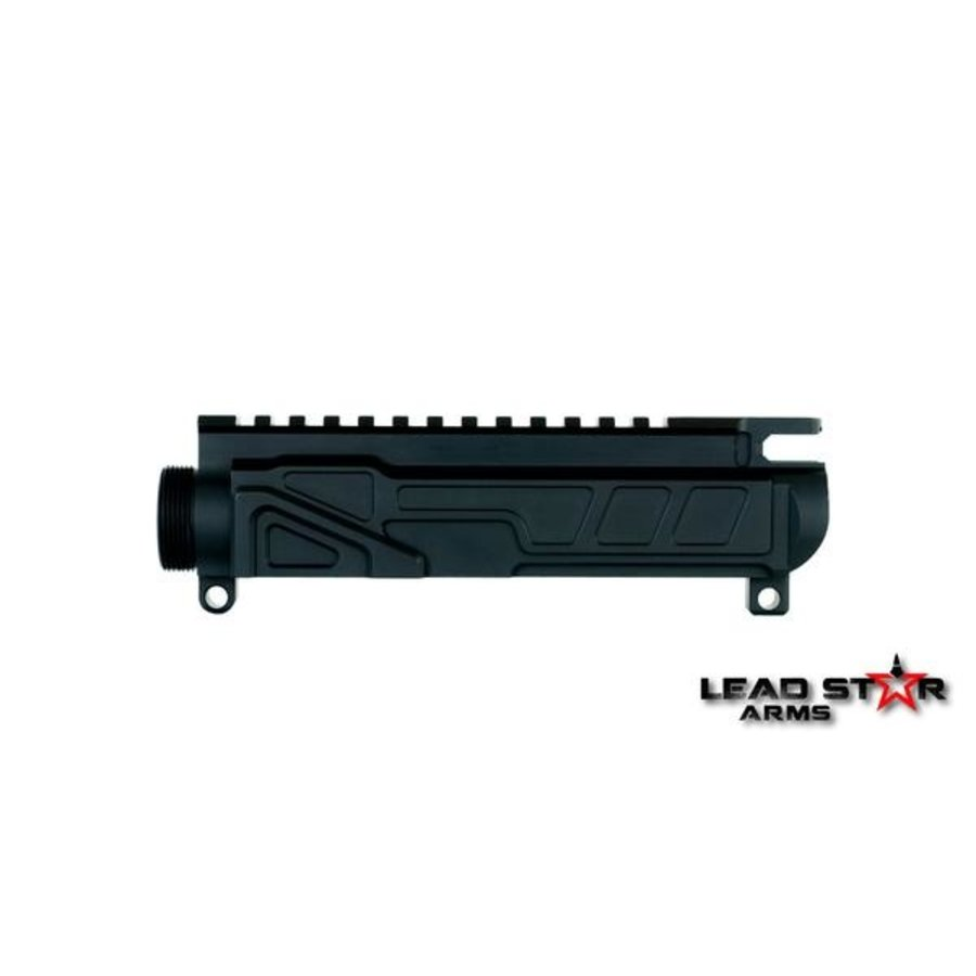 Lead Star Arms Non-Skeletonized AR-15 Upper- Black