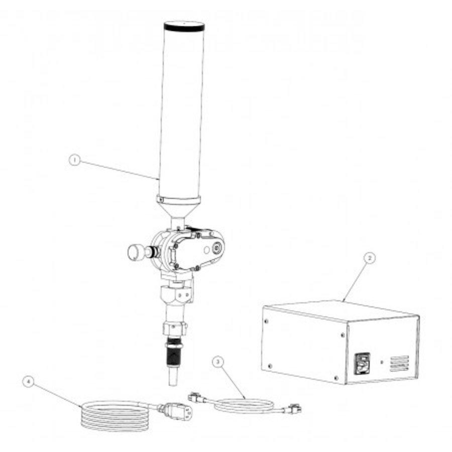 Mark 7 Digital Powder Measure