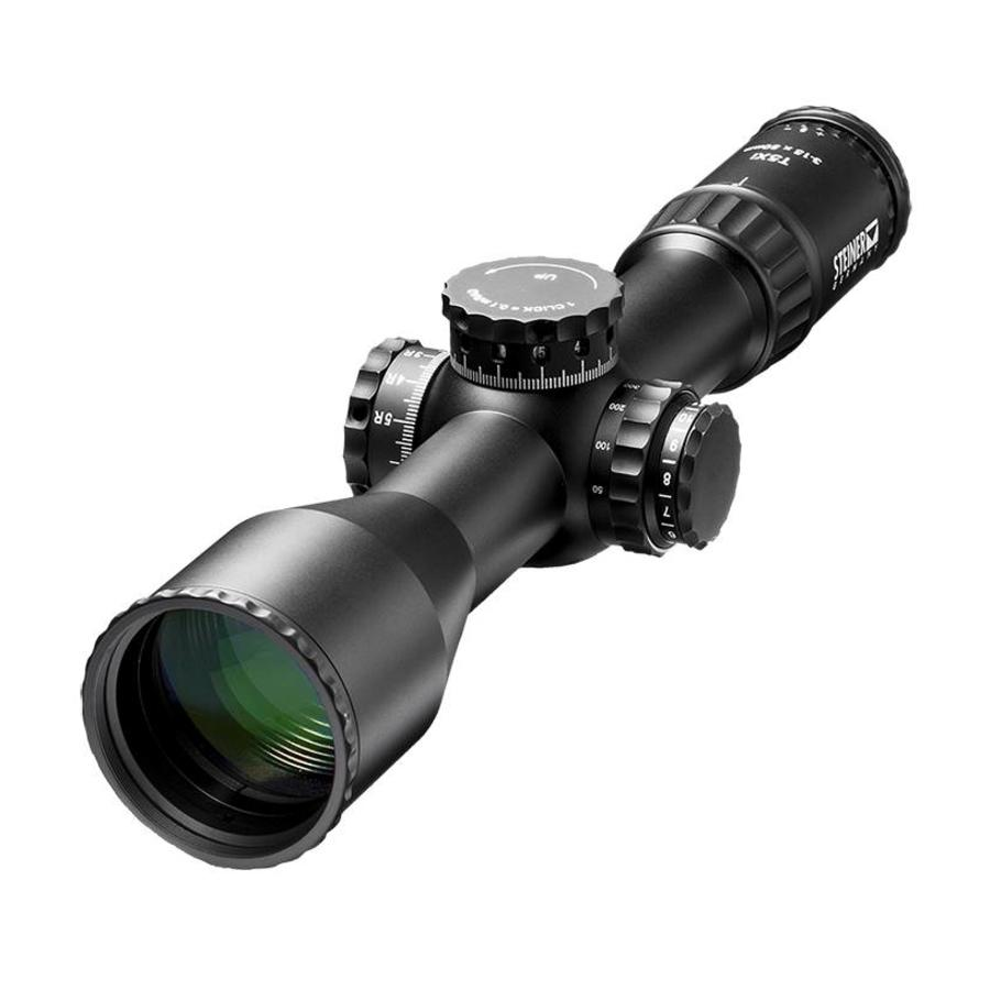 Steiner T5Xi 3x15x50mm H59 Reticle 34mm Tactical Riflescope