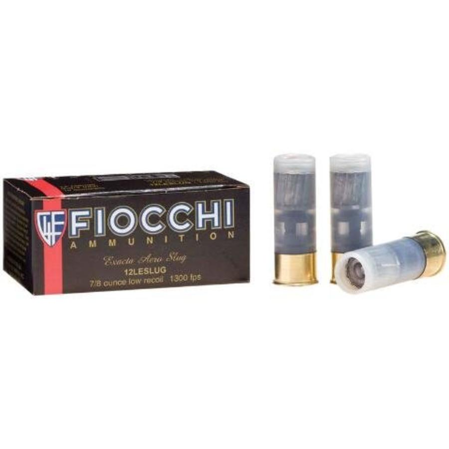 Fiocchi Low Recoil 7/8oz Slugs 1300fps