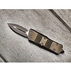 Microtech Knives Microtech Mini Troodon D/E AP A Bronze SS
