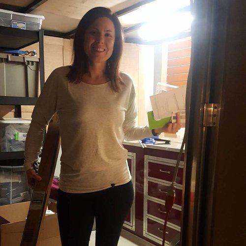 Ashleigh Flowe- Volunteer of the Year