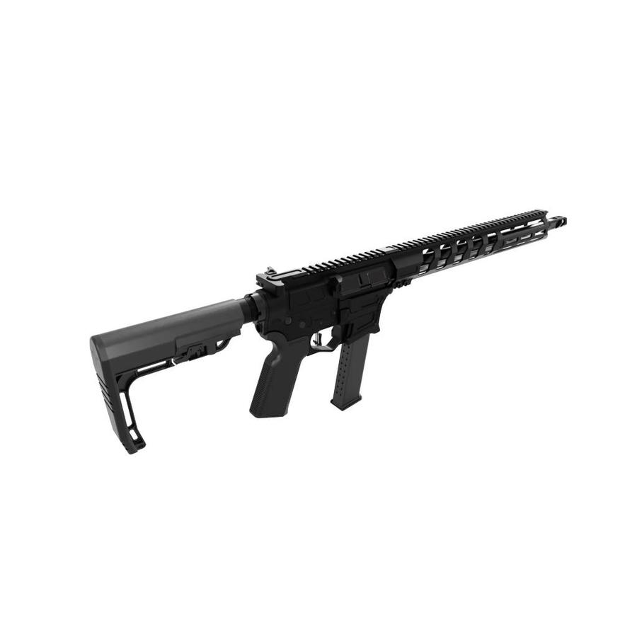 "Lead Star Arms LSA-9 Non-Skeletonized Barrage Rifle w/ 15""Handguard"