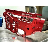 Lead Star Arms LSA-15 Skeletonized Contrast Cut Receiver Set