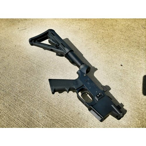 Quarter Circle 10 Complete Colt 9mm Lower Receiver