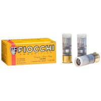Fiocchi Ammunition Exacta Aero Slug Low Recoil 1oz 1150fps