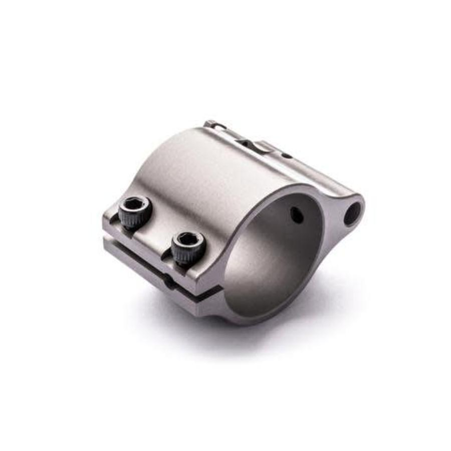 Superlative Arms Adjustable Gas Block, Bleed Off- Clamp-On Stainless