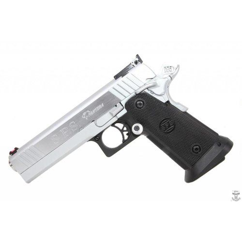 SPS Pantera 9mm Chrome Slide
