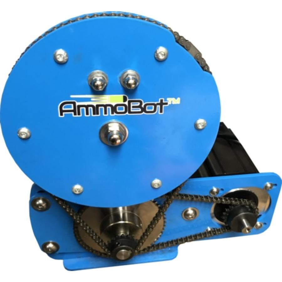 AmmoBot Auto Drive Rev3 for Dillon 1050