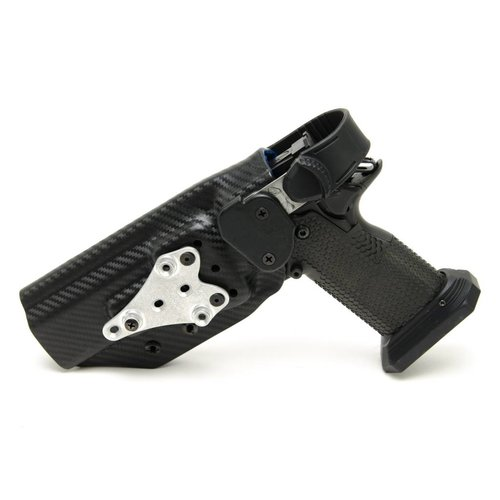 """Weber Tactical Springfield XDM 5.25"""" 9/40 3 Gun Holster"""