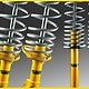 LowTec E30 LowTec 30/25mm Springs