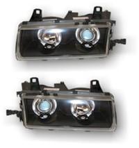 E36 Euro Headlights