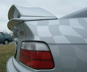 E36 LTW / GT Rear Wing