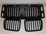E34 Shadowline Grill Kidneys