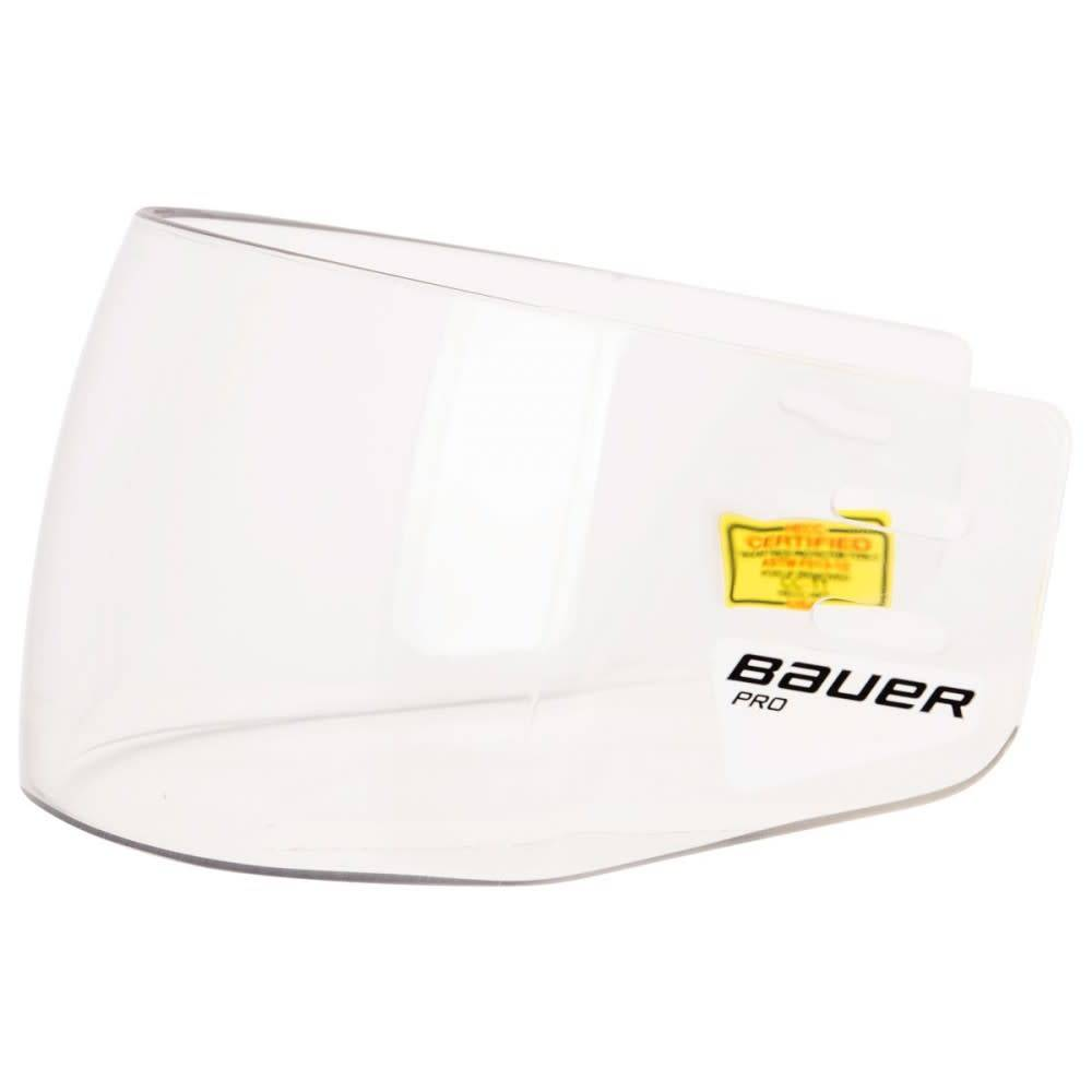 Bauer Hockey BAUER PRO - STRAIGHT (MED, CLEAR) - VISOR