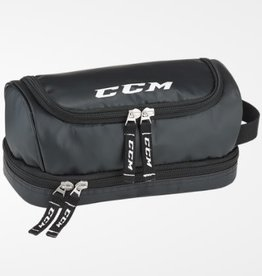 CCM Hockey CCM TOILETRY BAG BLACK