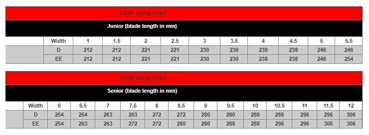 Bauer Hockey Bauer Lightspeed 2 - LS2 Skate Blades - Set/2