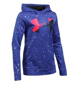 Under Armour UNDER ARMOUR BIG LOGO PRINTED HOODY YOUTH