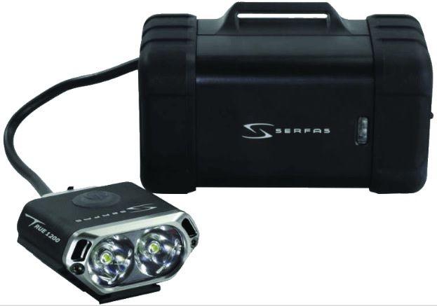 Serfas SERFAS TRUE 1200 HI POWER FRONT LIGHT
