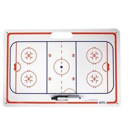 "BLUE SPORTS BLUE SPORTS COACHING BOARD 16"" X 24"""