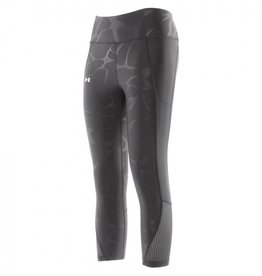 Under Armour UNDER ARMOUR WOMEN'S FLY BY PRINTED CAPRI