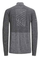 True TRUE CROSS SEAMLESS TEE LONGSLEEVE CREW NECK