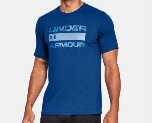 Under Armour UNDER ARMOUR 1329582 TEAM ISSUE WORDMARK TEE