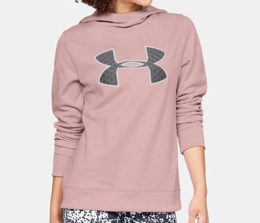 Under Armour UNDER ARMOUR SYNTHETIC HOODY YOUTH