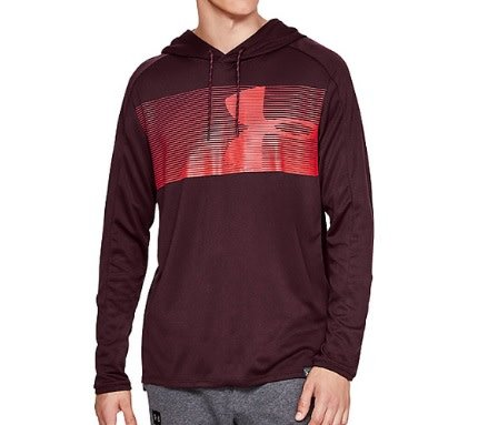 d7baa4513 UNDER ARMOUR LIGHTER LONGER HOODIE MENS - Sportwheels Sports Excellence