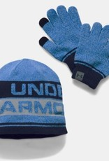 Under Armour UNDER ARMOUR KIDS BEANIE GLOVE COMBO