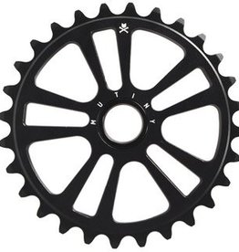 Mutiny Mutiny Sprocket - Ethereal - 27t - Black