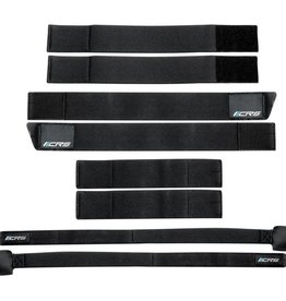 Bauer Hockey BAUER CRS PAD VELCRO STRAP KIT - SHORT (PACK)-EACH