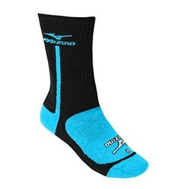 Mizuno MIZUNO PERF HIGHLIGHTER CORE SOCK ADULT SMALL DIVA BLUE