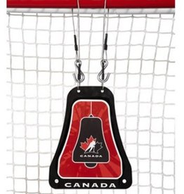 Team Canada HOCKEY CANADA METAL BELL TARGET