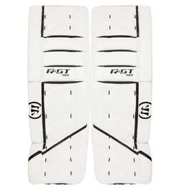 Warrior Hockey WARRIOR GP RITUAL GT LEG PAD SR WBK WHIT/BLK 34+1.5