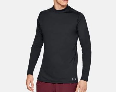 Under Armour UNDER ARMOUR CG ARMOUR MOCK FITTED
