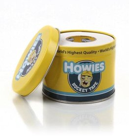 Howies HOWIES TAPE TIN WITH 3 PK, 1 BLACK, 1 WHITE, 1 WAX