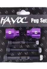 Havoc HAVOC SCOOTER PEGS